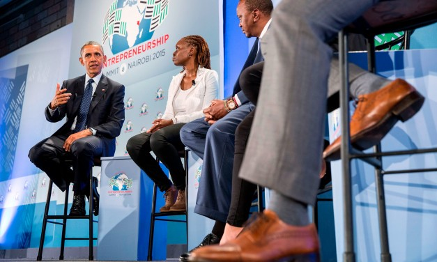 President Obama Speaks at GES2016