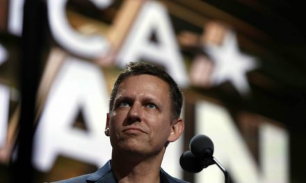 Silicon Valley Wrestles With Peter Thiel