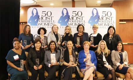 2016 Most Influential Women in Technology Dinner
